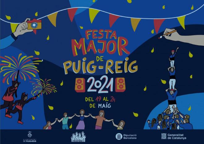 Festa Major de Puig-reig 2021 @ Puig-reig