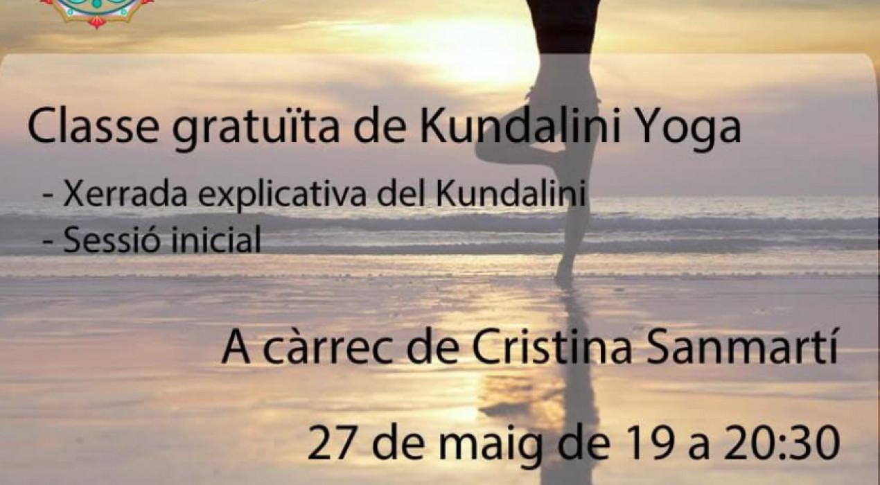 Classe gratuïta de Kundalini Yoga
