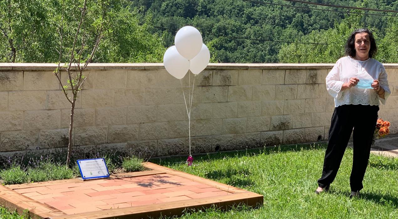 Cercs crea l'Arbre dels Records, un espai al cementiri per als nadons que no han arribat a néixer