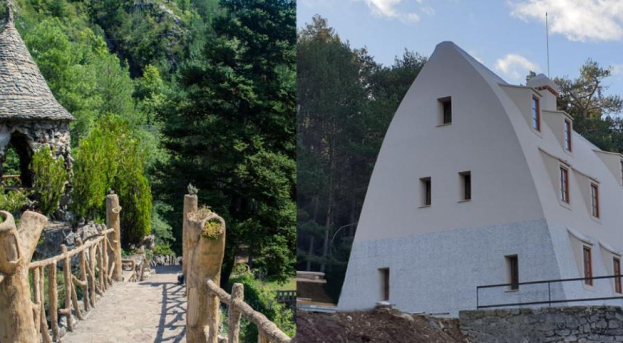 Visita al Xalet del Catllaràs i als Jardins Artigues