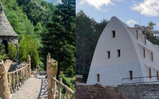 Visita al Xalet del Catllaràs i als Jardins Artigues @ Xalet del Catllaràs i  Jardins Artigues