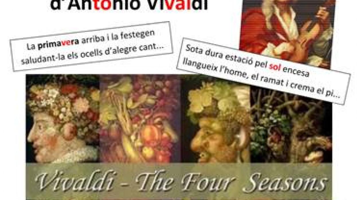 """Club de música: """"Les quatre estacions"""" de Vivaldi"""