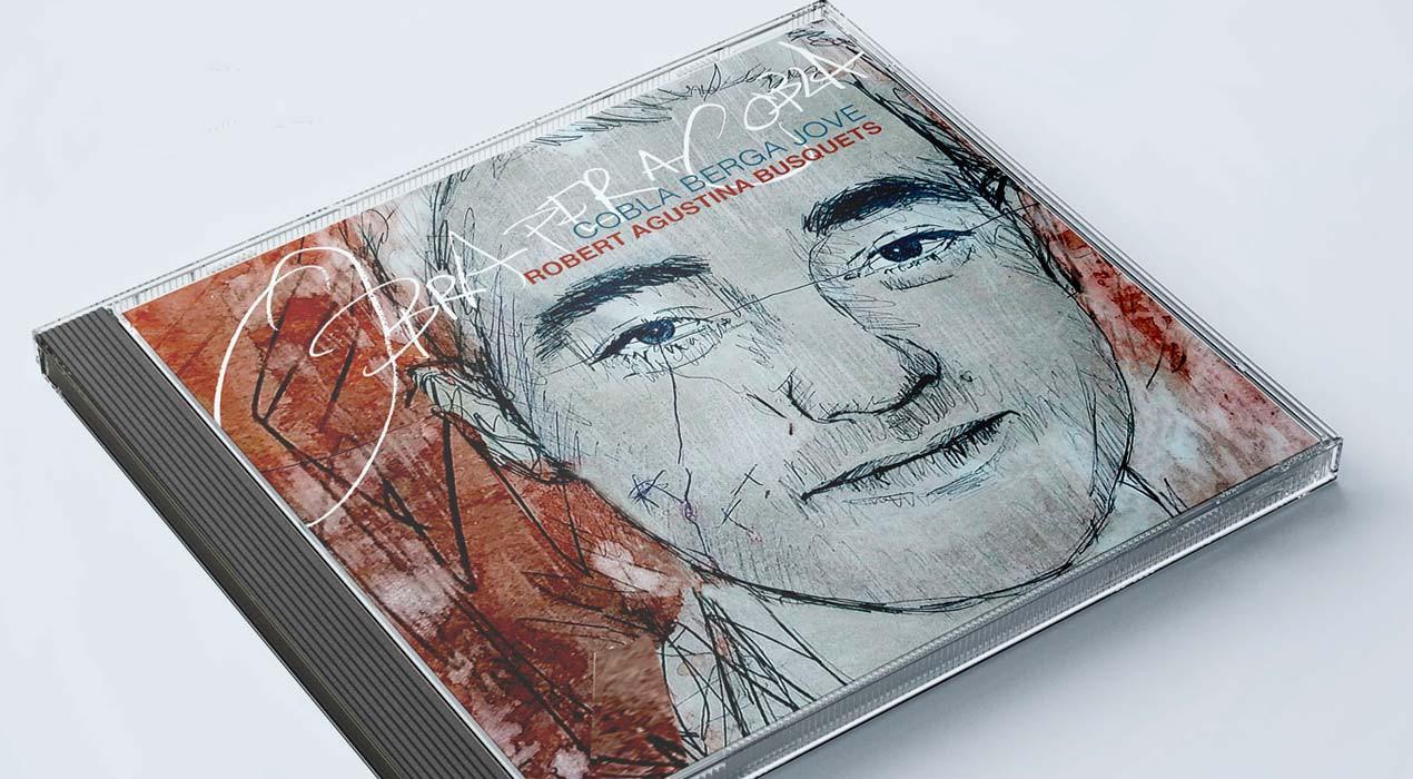 La Cobla Berga Jove presentarà el disc de l'obra de Robert Agustina en un concert al Teatre Municipal