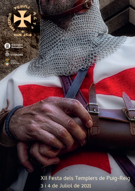 Festa dels Templers de Puig-reig 2021 @ Puig-reig