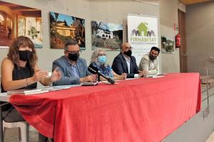 Més de 40 empreses entre expositors i ponents passaran per la Firhàbitat d'Avià d'aquest cap de setmana