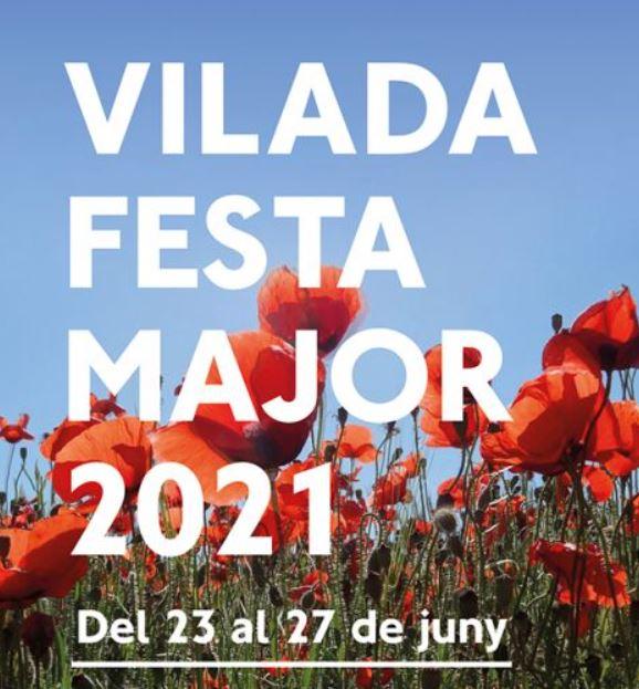 Festa Major de Vilada 2021 @ Vilada