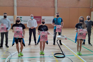 Les millors gimnastes de l'Estat s'exhibiran a Gironella en la fase inaugural de la Lliga Iberdrola