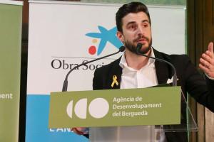 """Lluís Vall: """"Ara mateix em sento més proper a la patronal d'empresaris que al govern del Consell Comarcal"""""""