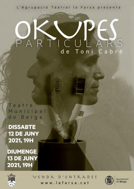 Okupes particulars @ Teatre Municipal de Berga