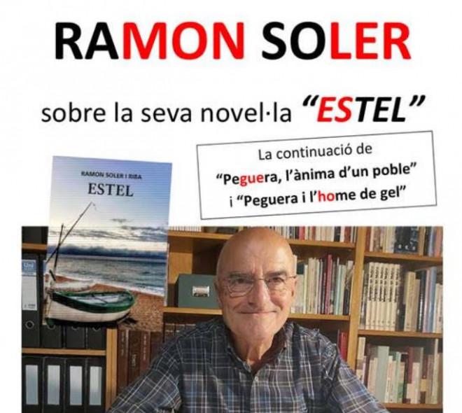 Tertúlia amb Ramon Soler @ Biblioteca de Gironella