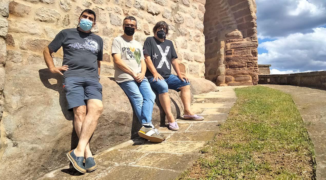La Festa dels Templers busca implicar més gent amb un espectacle al voltant del Castell de Puig-reig