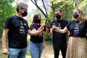 Puig-reig porta el Vieer Fest a Cal Marçal amb la idea d'anar a l'Ametlla quan no hi hagi pandèmia