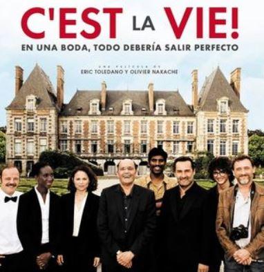 CINEMA A LA FRESCA 2021: C'est la Vie @ Parc dels Gronxadors (VILADA)