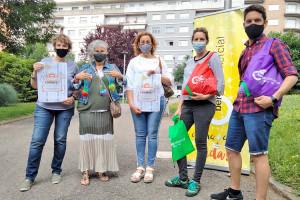 El comerç de Berga regalarà 12.000 bosses de roba als clients per agrair-los la confiança durant la pandèmia