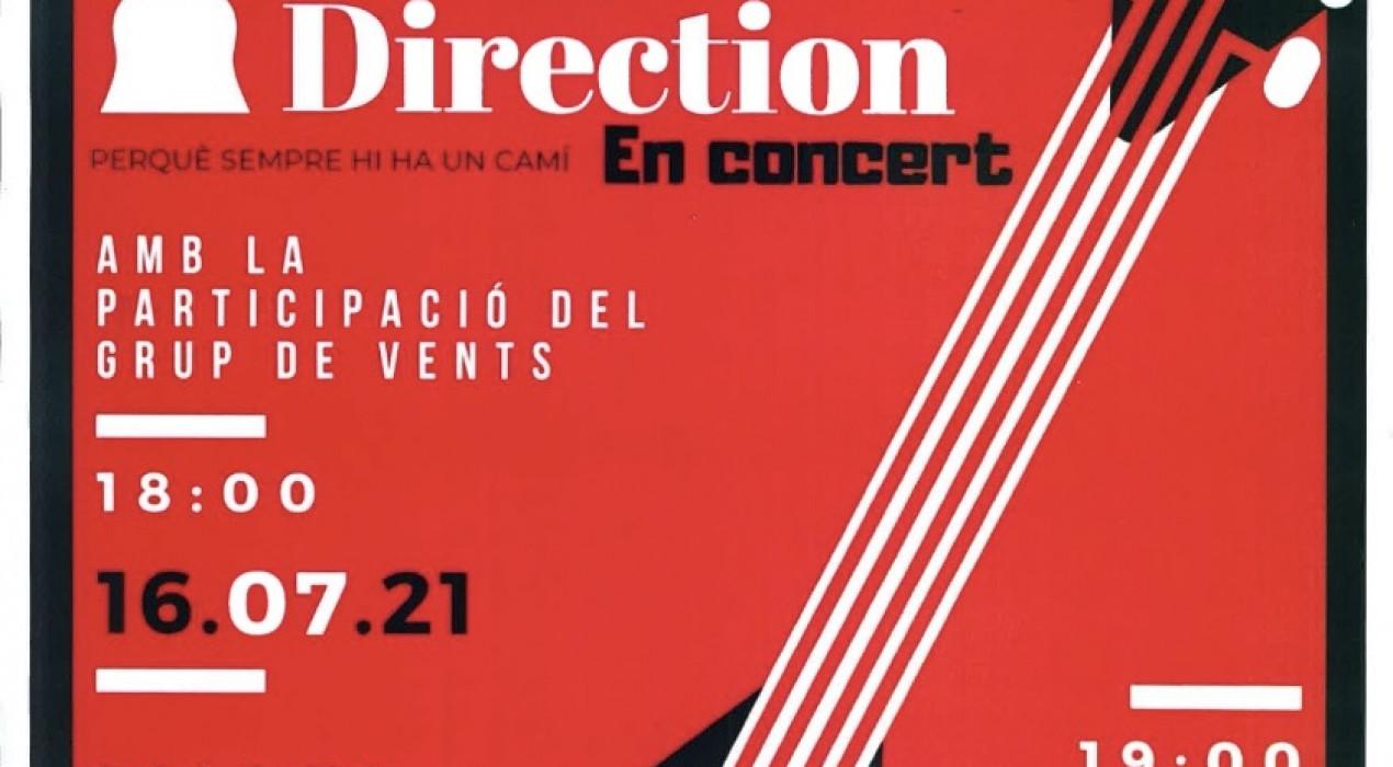 Concert Good Direction
