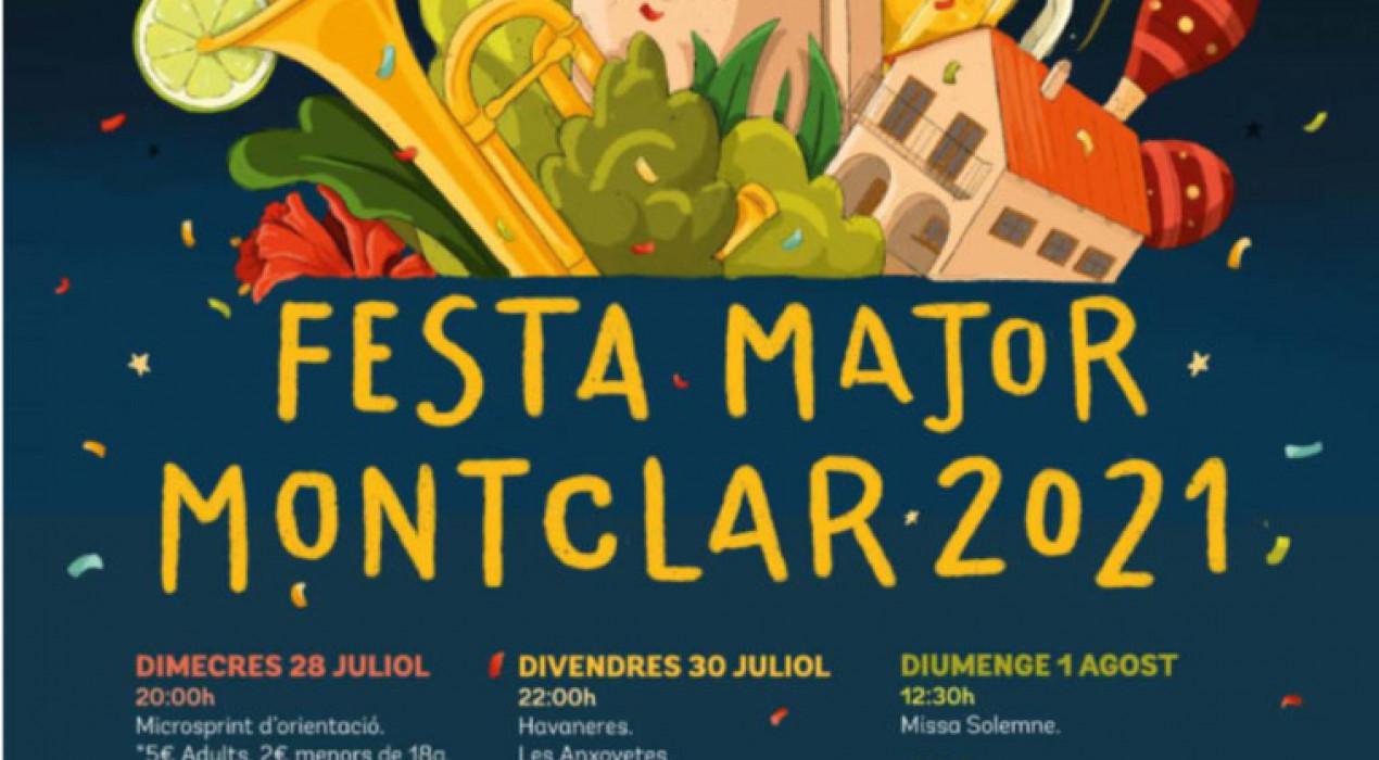 Festa Major de Montclar 2021