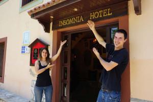 Insomnia Corporation aterra a Cal Nen per convertir l'edifici en una experiència de terror insòlita a Europa
