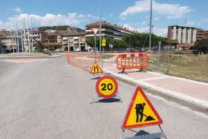 Puig-reig inicia les obres del parc central, el nou espai verd del municipi