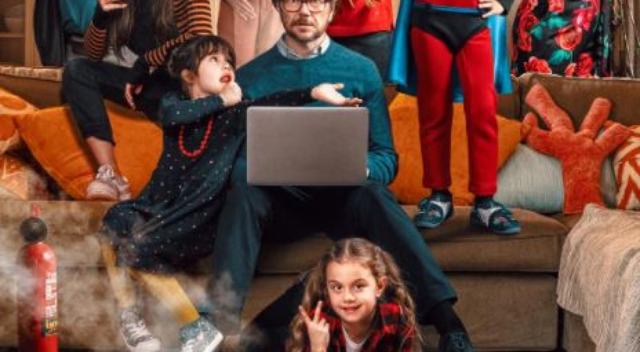 CINEMA A LA FRESCA 2021: Padre no hay más que uno