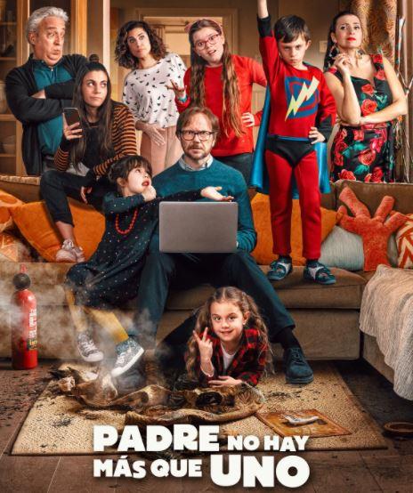 CINEMA A LA FRESCA 2021: Padre no hay más que uno @ Parc dels Gronxadors (VILADA)