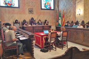 """El ple de Berga qüestiona les mocions: """"bombes de fum"""" o """"una manera de fer política de país des de l'Ajuntament""""?"""